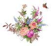 花纹边框0283,花纹边框,分层花纹,