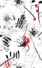视觉花纹设计0077,视觉花纹设计,分层花纹,