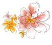 视觉花纹设计0086,视觉花纹设计,分层花纹,花样 简描 浅色