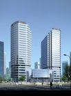 CSB办公楼0002,CSB办公楼,国内建筑设计案例,