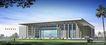东莞市人民大会堂0001,东莞市人民大会堂,国内建筑设计案例,东莞市人民大会堂 国旗 广场