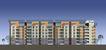 中信东泰花园二期规划建筑设计方案0013,中信东泰花园二期规划建筑设计方案,国内建筑设计案例,正面 主体 楼栋