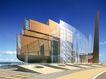 中国电影博物馆0015,中国电影博物馆,国内建筑设计案例,