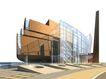 中国电影博物馆0023,中国电影博物馆,国内建筑设计案例,