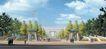 中国计量学院0002,中国计量学院,国内建筑设计案例,学校 大门 参观