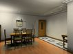 中式两居室0001,中式两居室,国内建筑设计案例,餐桌 桌椅 餐厅