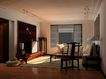 中式两居室0005,中式两居室,国内建筑设计案例,待客处 装潢 窗户