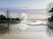 丽景生态园0002,丽景生态园,国内建筑设计案例,公园 水域 倒影