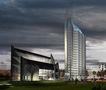 二部候选图0015,二部候选图,国内建筑设计案例,阴云 高楼 工作人员