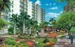 住宅小区景观0131,住宅小区景观,国内建筑设计案例,