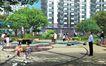 住宅小区景观0138,住宅小区景观,国内建筑设计案例,