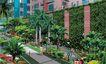 住宅小区景观0146,住宅小区景观,国内建筑设计案例,