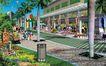 住宅小区景观0148,住宅小区景观,国内建筑设计案例,