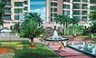 住宅小区景观0155,住宅小区景观,国内建筑设计案例,