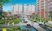 住宅小区景观0184,住宅小区景观,国内建筑设计案例,