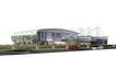 体育馆0003,体育馆,国内建筑设计案例,体育馆 赛场 外观