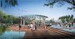 公园广场景观0024,公园广场景观,国内建筑设计案例,台阶 路面 水池