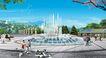 公园广场景观0045,公园广场景观,国内建筑设计案例,