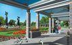 公园广场景观0051,公园广场景观,国内建筑设计案例,