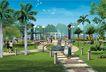 公园广场景观0060,公园广场景观,国内建筑设计案例,