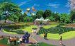 公园广场景观0070,公园广场景观,国内建筑设计案例,