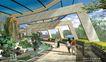 公园广场景观0072,公园广场景观,国内建筑设计案例,