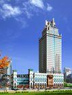 冬叙广场0001,冬叙广场,国内建筑设计案例,冬叙广场 白云 蓝天