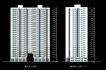 凤凰城住宅小区0008,凤凰城住宅小区,国内建筑设计案例,