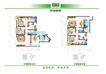 凯怡华都0006,凯怡华都,国内建筑设计案例,住宅 B型 面积