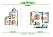 凯怡华都0011,凯怡华都,国内建筑设计案例,剖面图 效果 图示