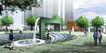 凯旋新世界0009,凯旋新世界,国内建筑设计案例,绿化 风光带 环境