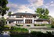 别墅名苑0003,别墅名苑,国内建筑设计案例,花园 豪宅 风景
