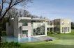 别墅名苑0010,别墅名苑,国内建筑设计案例,绿草 水面 现代