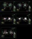 别墅模型0008,别墅模型,国内建筑设计案例,