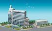办公商业景观0007,办公商业景观,国内建筑设计案例,办公楼 写字楼 四击