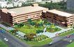 办公商业景观0024,办公商业景观,国内建筑设计案例,近景 车子 交通