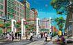 办公商业景观0041,办公商业景观,国内建筑设计案例,