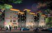 办公商业景观0043,办公商业景观,国内建筑设计案例,