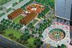 办公商业景观0047,办公商业景观,国内建筑设计案例,