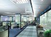 办公室0006,办公室,国内建筑设计案例,天花 地板 沙发