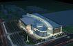 北京万柳商业城建筑方案0004,北京万柳商业城建筑方案,国内建筑设计案例,