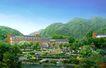 北京市延庆县大庄科乡双秀峰旅游开发项目0054,北京市延庆县大庄科乡双秀峰旅游开发项目,国内建筑设计案例,
