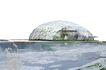 北京朝阳公园0002,北京朝阳公园,国内建筑设计案例,水景 朝阳公园 枯枝