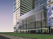 北京清润国际公寓0011,北京清润国际公寓,国内建筑设计案例,前坪 大门 主体