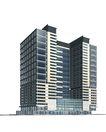 北京清润国际公寓0016,北京清润国际公寓,国内建筑设计案例,