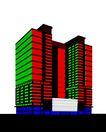 北京清润国际公寓0017,北京清润国际公寓,国内建筑设计案例,