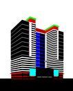 北京清润国际公寓0018,北京清润国际公寓,国内建筑设计案例,