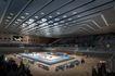 北京科技大学体育馆0008,北京科技大学体育馆,国内建筑设计案例,