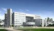 医疗门疹大楼0001,医疗门疹大楼,国内建筑设计案例,蓝天 宏图 公司