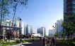 南京中海地产河西项目0008,南京中海地产河西项目,国内建筑设计案例,晴天 朋友 行走